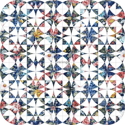 winding ways Unique Quilt Pattern Winding Ways Gallery
