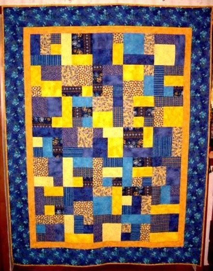yellow brick road quilt pattern tidewater sew vac Brick Road Quilt Pattern