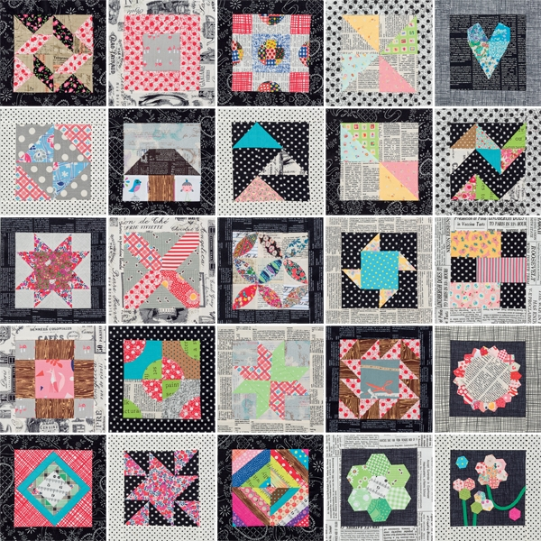 your turn to design start with easy quilt block patterns Modern Patchwork Quilt Blocks Patterns Inspirations