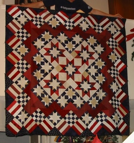 Americana Quilt Patterns Gallery