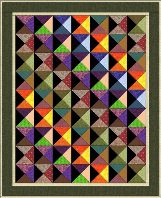 Cool Designing Quilt Patterns Gallery