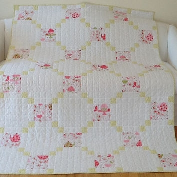 best shab chic quilts products on wanelo Shabby Chic Quilt Pattern Inspirations