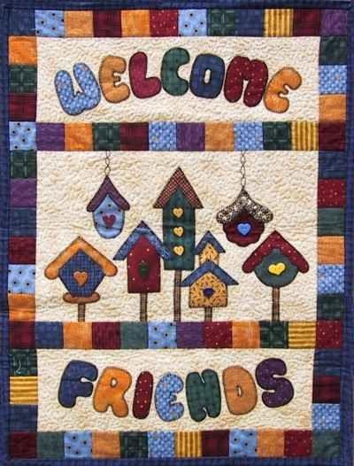 free birdhouse quilt patterns pattern buttons nikki Elegant Birdhouse Quilt Patterns Gallery