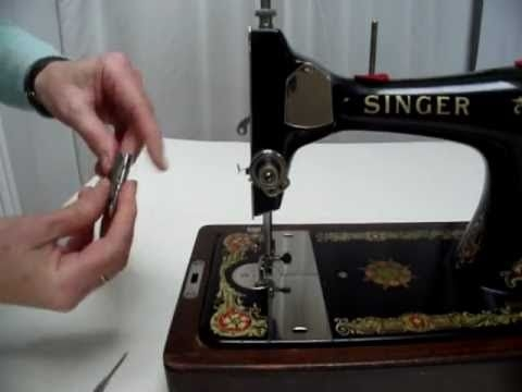 how to adjust the tension on a vintage long bobbin sewing Stylish Best Vintage Singer Sewing Machine For Quilting
