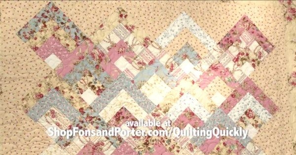 how to sweet cabin rose quilt tutorial quilt tutorials Shabby Chic Quilt Pattern Inspirations