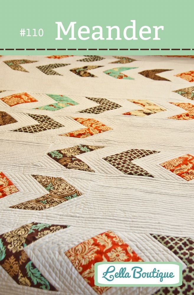 Cozy Free Pdf Quilt Meander Design Download Inspirations