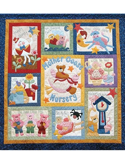 Permalink to Unique Mother Goose Quilt Pattern Inspirations