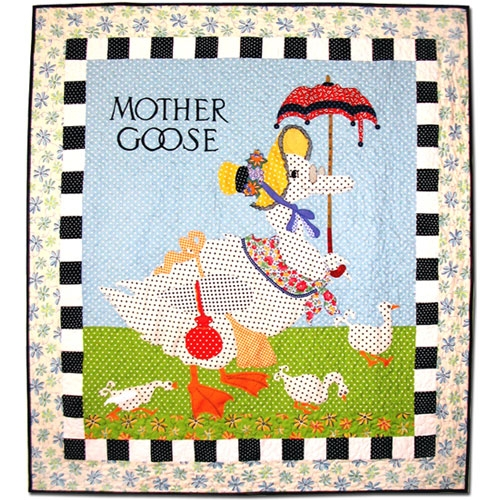 mother goose quilt Unique Mother Goose Quilt Pattern Inspirations