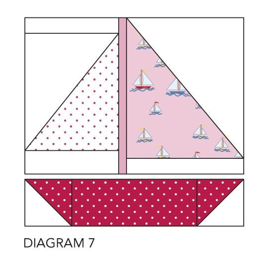 nautical ba quilt nautical ba quilt ba quilts Modern Sailboat Quilt Block Pattern