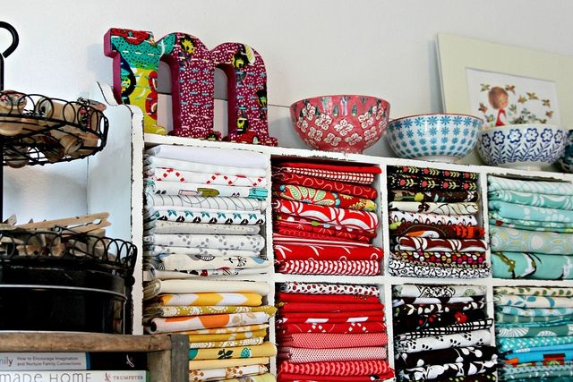 organize your fabric stash with free bluprint resources we Modern The Fabric Stash Quilting Sewing Store