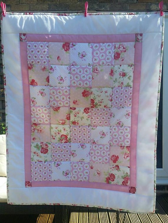 patchwork quilt vintage style ba quilt cath kidston and Modern Vintage Style Quilts Gallery