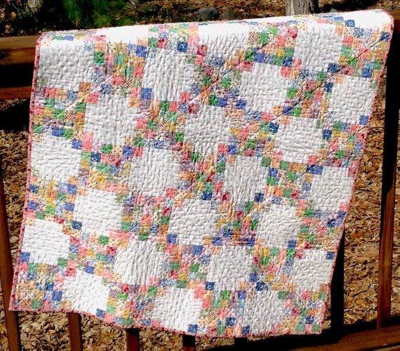 pdf ba quilt patternpostage stamp quilttutti frutti Stylish Postage Stamp Quilt Pattern Inspirations