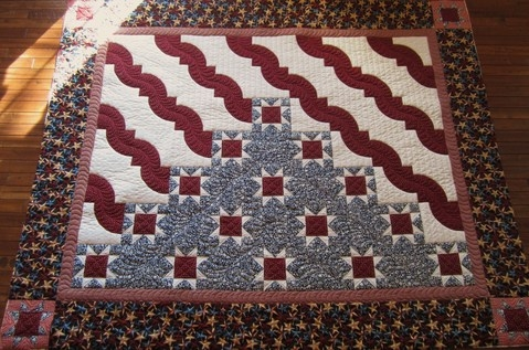 quilting board Fons And Porter Quilts Of Valor Patterns