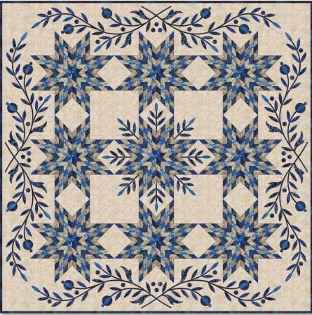snowflake applique quilt pattern edyta sitar Elegant Edyta Sitar Quilt Patterns Inspirations