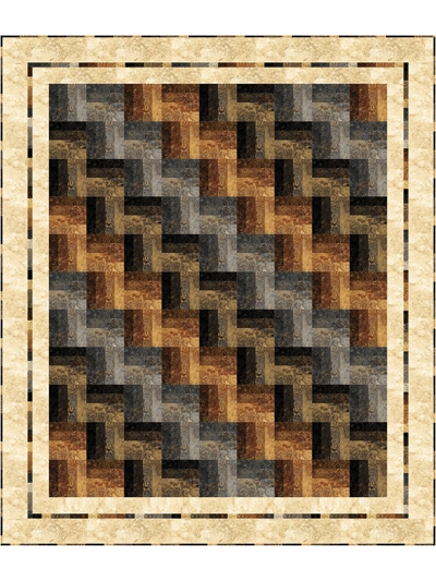 strip easy rail fence quilt pattern Rail Fence Quilt Patterns Gallery
