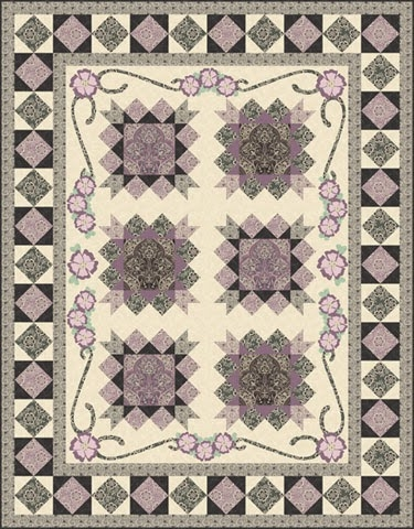 the whimsical workshop studio downton abbey and violets quilt Cool Downton Abbey Quilt Kit Inspirations