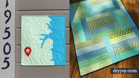 34 quilt ideas for beginners with free quilt patterns Beginner Quilt Patterns Ideas