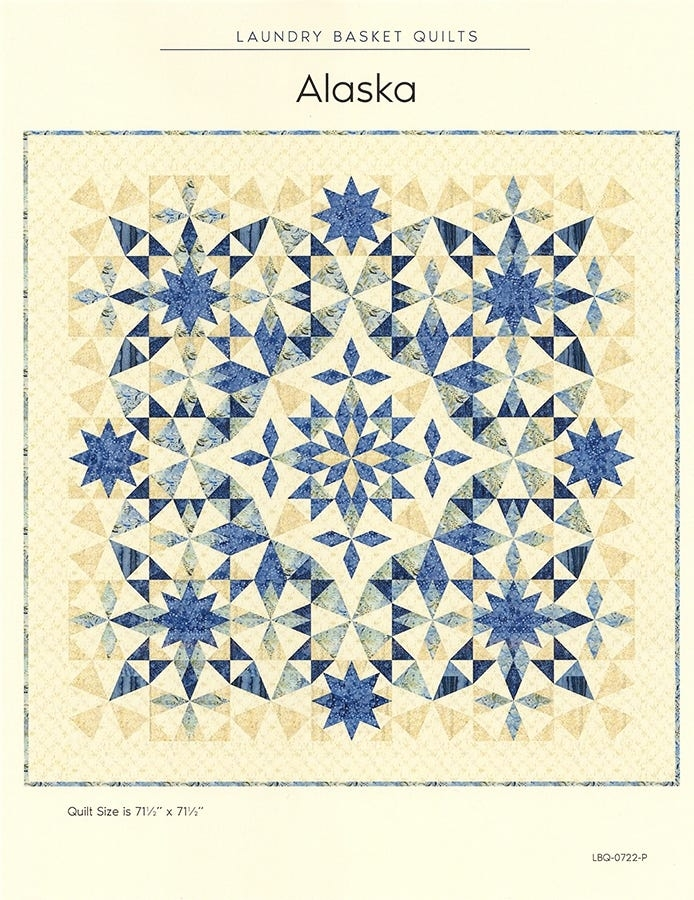 alaska quilt pattern laundry basket quilts lbq 0722 p Modern Laundry Basket Quilts Patterns