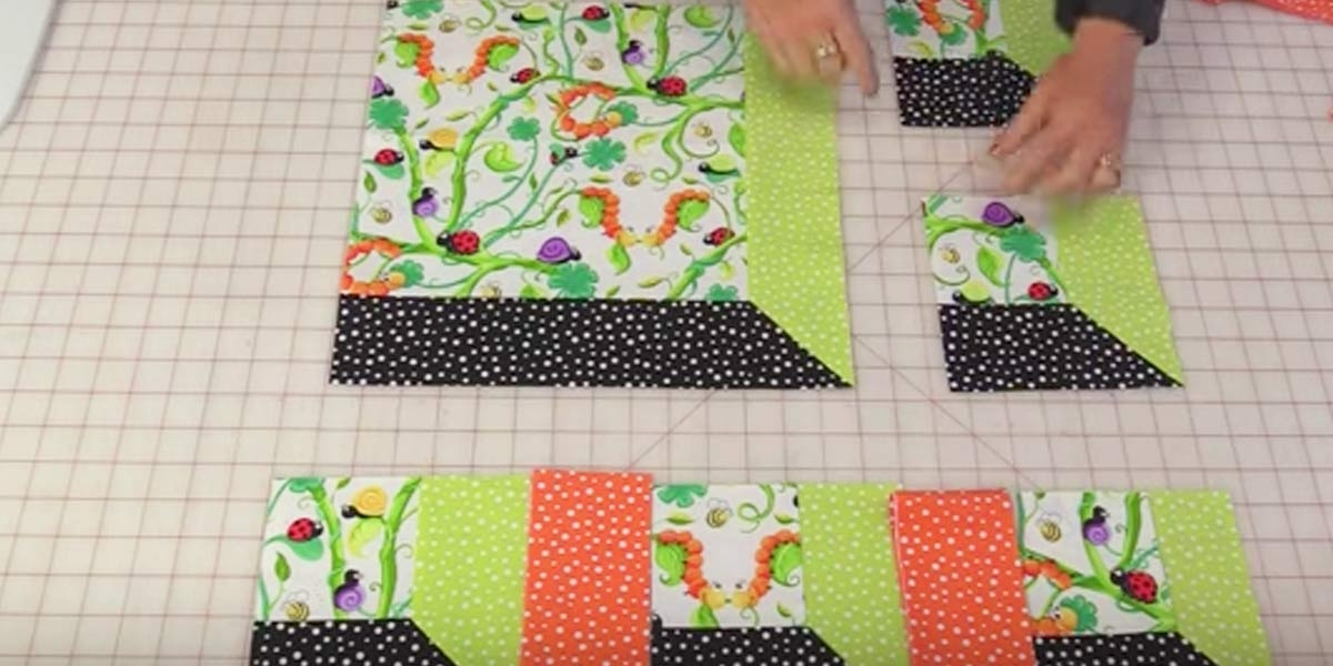 attic window blocks quilting tutorial Interesting Easy Attic Windows Quilt Block Pattern Inspirations