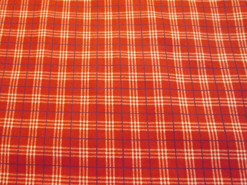 concord designed the kesslers red plaid Cool Plaid Quilting Fabric Gallery