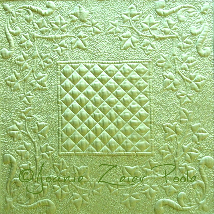 downloadable ivy wreath wholecloth quilt pattern Interesting Wholecloth Quilt Patterns Gallery