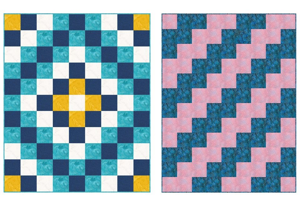 easy ba quilt patterns for brand new quilters Cool Quilt Patterns Using Squares Gallery