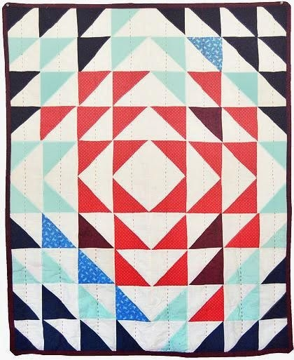 easy half square triangles tutorial video suzy quilts Cozy Half Square Triangle Quilt Pattern