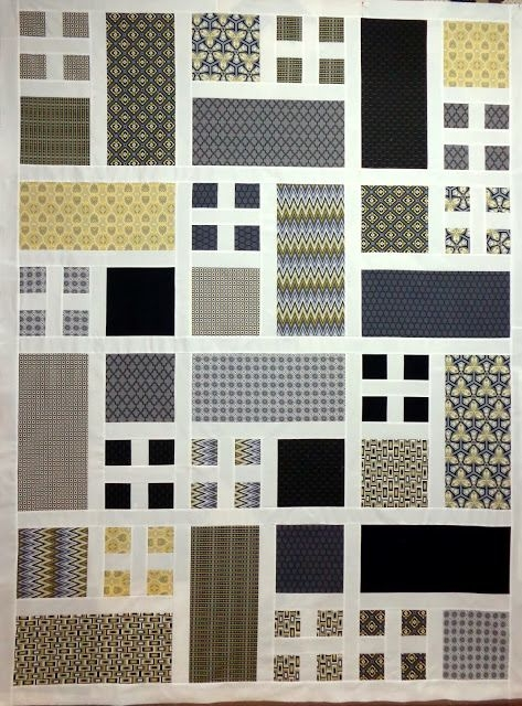 easy modern quilt cw quiltssometimes modern quilt Unique Contemporary Quilts Patterns Inspirations