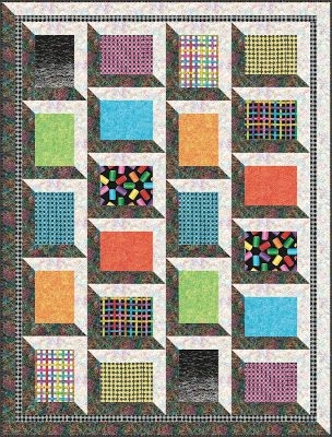 free pattern day attic windows quilts attic window quilts Interesting Easy Attic Windows Quilt Block Pattern Inspirations