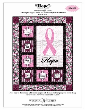 free pink ribbon cancer awareness quilt pattern Unique Pink Ribbon Quilt Pattern Gallery