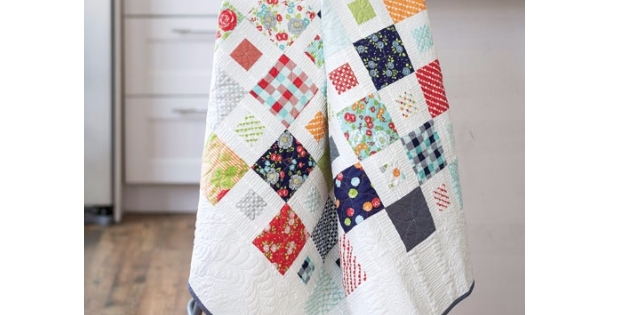 happy happy and totally scrappy quilting cub Cozy Fons And Porter Quilt Patterns Inspirations