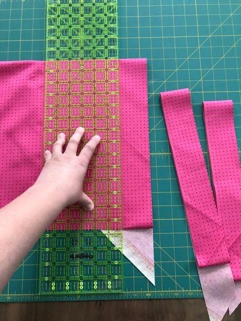 how to make bias binding heritage threads quilt binding Elegant Sewing Bias Binding On A Quilt