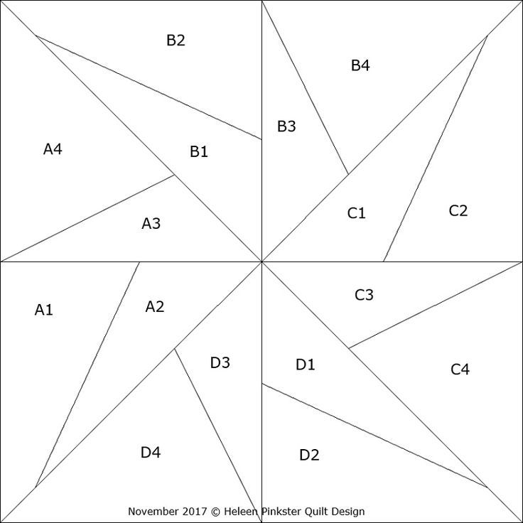 image result for free paper piecing quilt patterns to print Interesting Foundation Pieced Quilt Patterns Inspirations