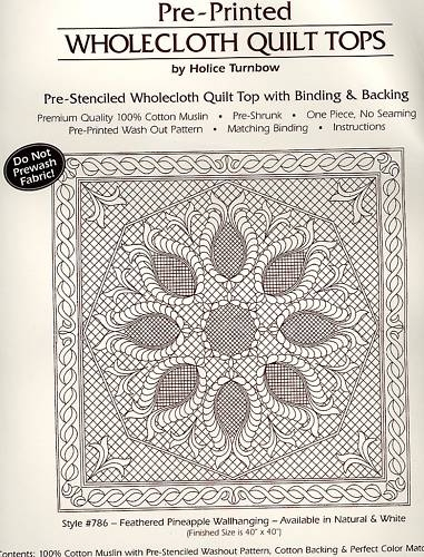 making your first wholecloth quilt nova scotia quilts Interesting Wholecloth Quilt Patterns Gallery
