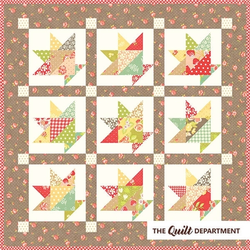 mini laundry baskets pattern fig tree co Modern Laundry Basket Quilts Patterns