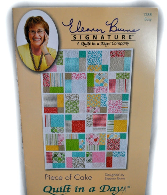 piece of cake quilt in a day pattern Piece Of Cake Quilt Pattern Inspirations