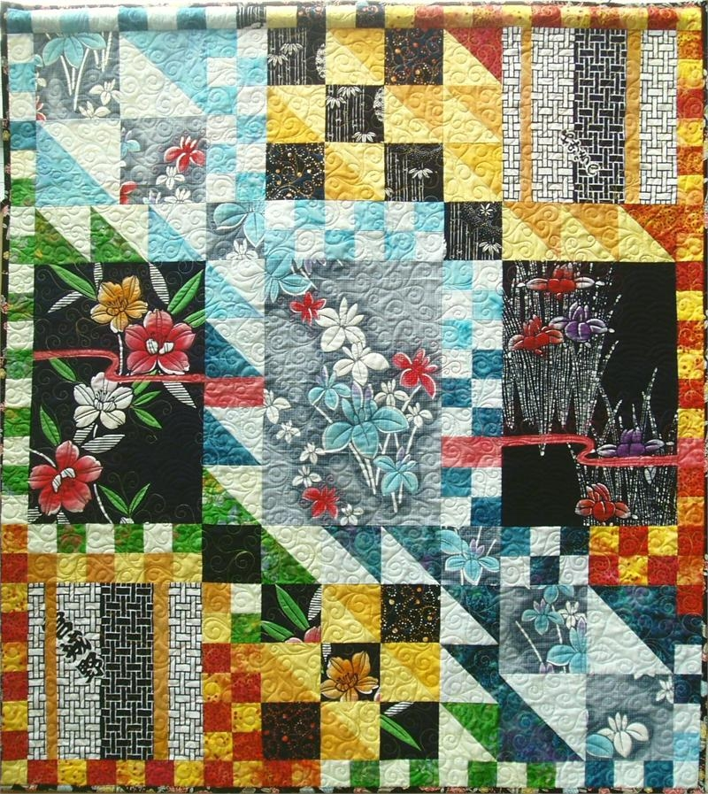 quilt inspiration japanese quilts Interesting Japanese Quilts Patterns Inspirations