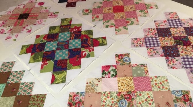 scrap great granny square block tutorial susies scraps Granny Square Quilt Block Pattern Gallery