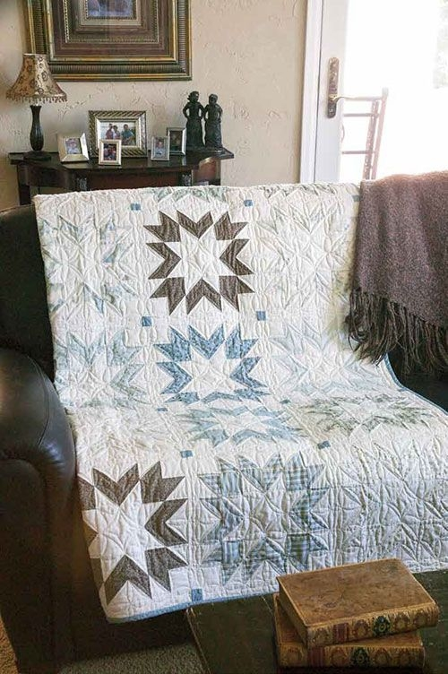 Unique Silhouette Quilt Patterns