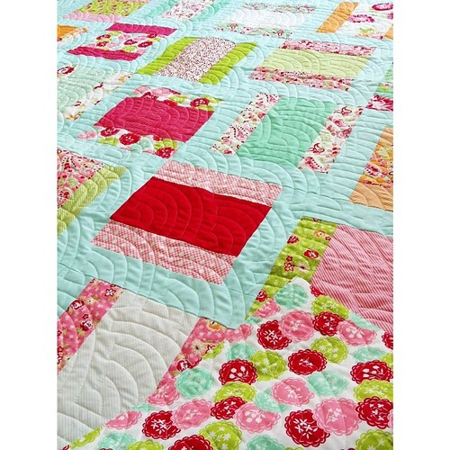 simplify what im sewing these days Piece Of Cake Quilt Pattern Inspirations