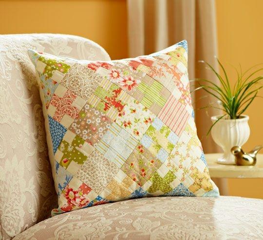 summer fun pillow quilts handmade pillows pillows Cool Quilting Pillow Patterns Gallery