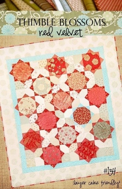 this quilt is a piece of cake red velvet cake that is the Piece Of Cake Quilt Pattern Inspirations
