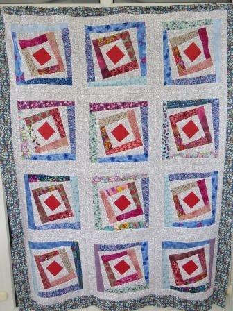 wonky log cabin quilt pattern log cabin quilt pattern Elegant Wonky Log Cabin Quilt Pattern
