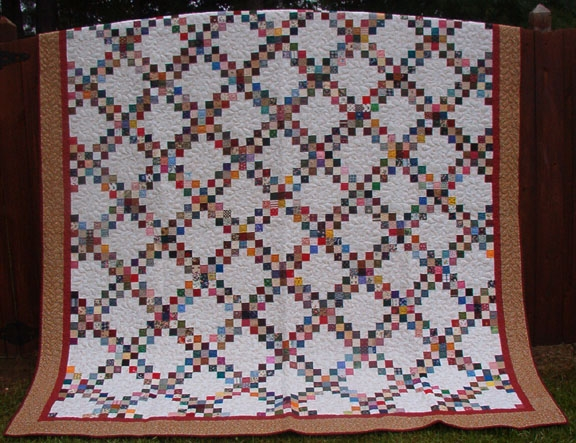 12 free irish chain quilt patterns patchwork posse 11   Irish Chain Quilt Pattern Gallery