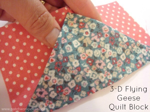 Beautiful 3 dimensional bow tie quilt block patchwork posse 11 Cool Dimensional Bow Tie Quilt Pattern Inspirations