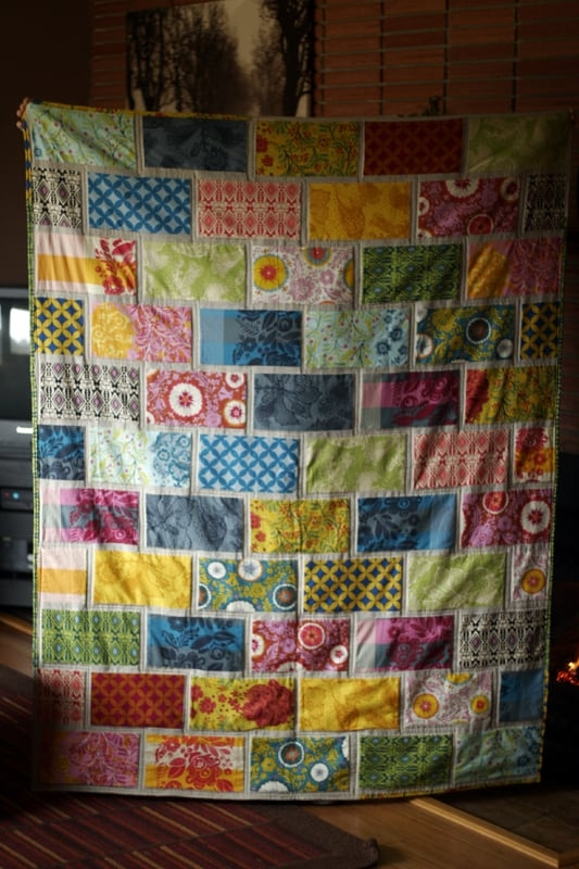 Beautiful 50 free easy quilt patterns for beginners sarah maker 9 Cozy Quick Easy Quilt Patterns