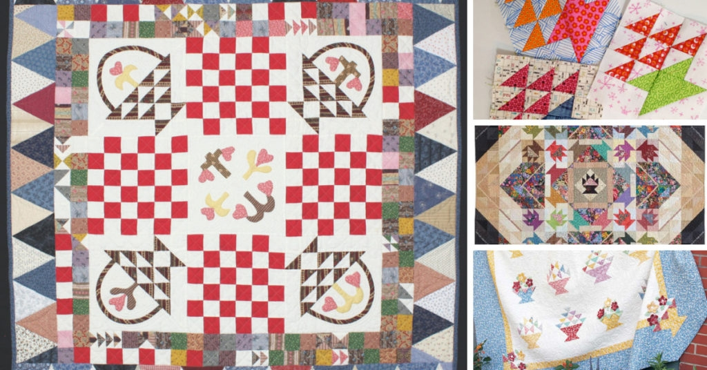 Beautiful block friday basket quilts quilting daily 11 Interesting Basket Quilt Block Patterns Inspirations
