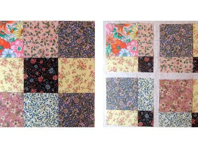 Beautiful easy disappearing nine patch quilt pattern New Disappearing 9 Patch Quilt Pattern Inspirations