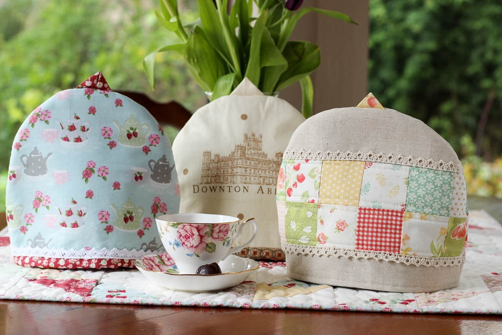 Beautiful free tea cozy pattern and tutorial simple handmade everyday 9 Interesting Quilted Tea Cozy Pattern Gallery