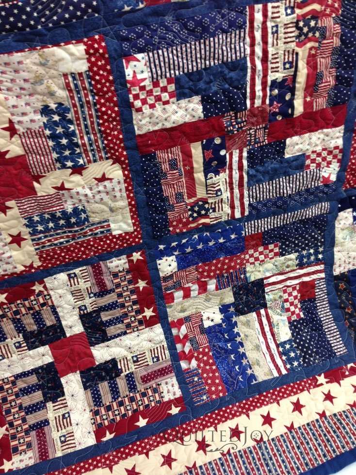 Beautiful get inspired with these patriotic quilts this independence 10   Patriotic Quilt Fabric Inspiration Gallery